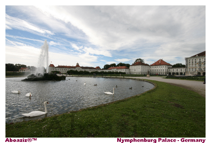 ��� ��� ���� ���� Nymphenburg Palace �� ������ � ������ ����� 02.jpg