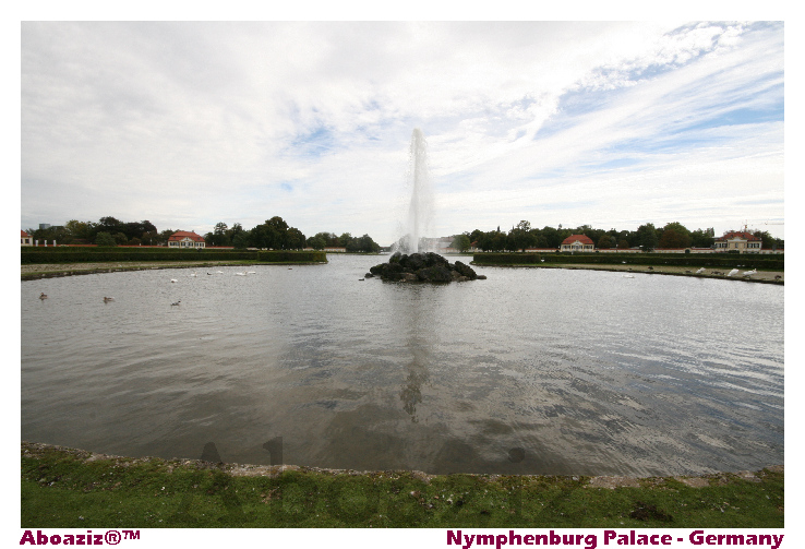 ��� ��� ���� ���� Nymphenburg Palace �� ������ � ������ �����