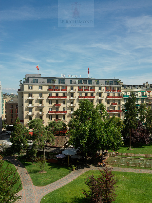 Le richemond aboaziz for Le richemond le jardin